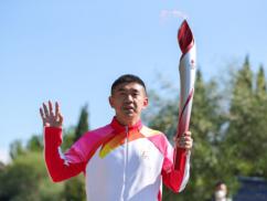 走近冬奥 李佳军:在古奥林匹亚传递圣火荣耀且神圣